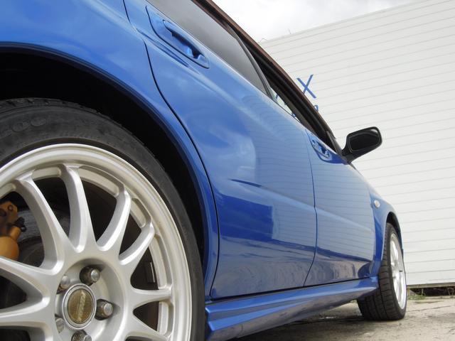 スバル インプレッサ WRX STi 4WD HID Tベルト交換済み