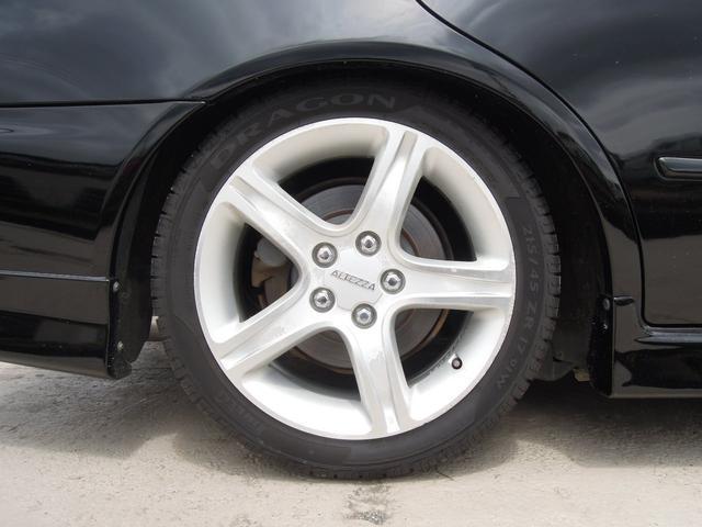 トヨタ アルテッツァ AS200Z-ED HDDナビ車高調HIDタイベル交換済