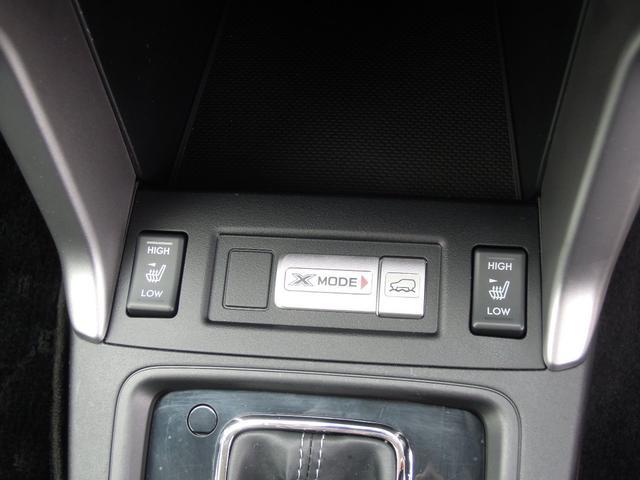 快適装備のシートヒーター付き。 エアコンって前面しか当たらずに背中は冷え冷えなんて事もありますよね。 快適に調整できますよ。