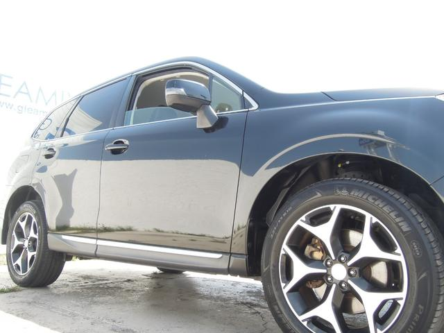2.0XT アイサイト 4WD SDナビ フルセグTV バックカメラ LEDヘッドライト ETC 黒革シート シートヒーター パワーシート ドラレコ パワーバックドア DVD再生 プッシュスタート スマートキー(8枚目)