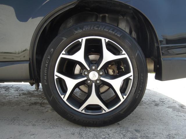 2.0XT アイサイト 4WD SDナビ フルセグTV バックカメラ LEDヘッドライト ETC 黒革シート シートヒーター パワーシート ドラレコ パワーバックドア DVD再生 プッシュスタート スマートキー(15枚目)