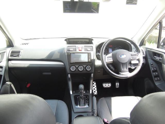 2.0XT アイサイト 4WD SDナビ フルセグTV バックカメラ LEDヘッドライト ETC 黒革シート シートヒーター パワーシート ドラレコ パワーバックドア DVD再生 プッシュスタート スマートキー(28枚目)