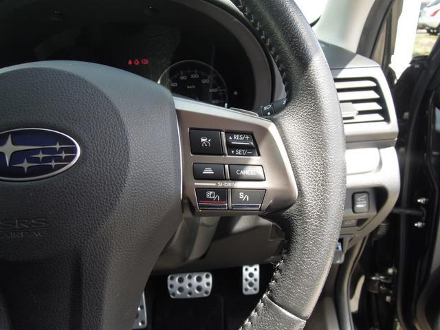 2.0XT アイサイト 4WD SDナビ フルセグTV バックカメラ LEDヘッドライト ETC 黒革シート シートヒーター パワーシート ドラレコ パワーバックドア DVD再生 プッシュスタート スマートキー(32枚目)