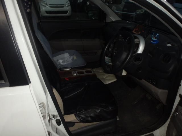 トヨタ パッソ X Fパッケージ スマートキー エアロ