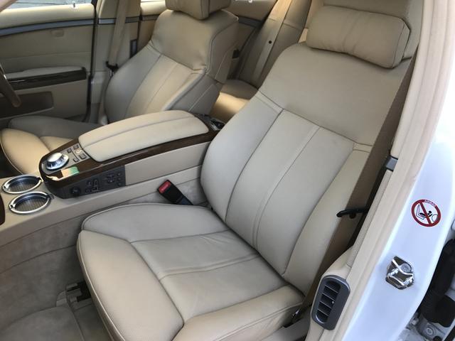 BMW BMW 745iコンフォートPKG ワンオーナー D整備多