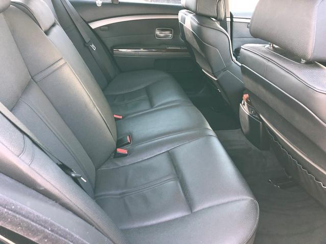 BMW BMW 745i コンフォートPKG 黒革エアシート ソフトクローズ