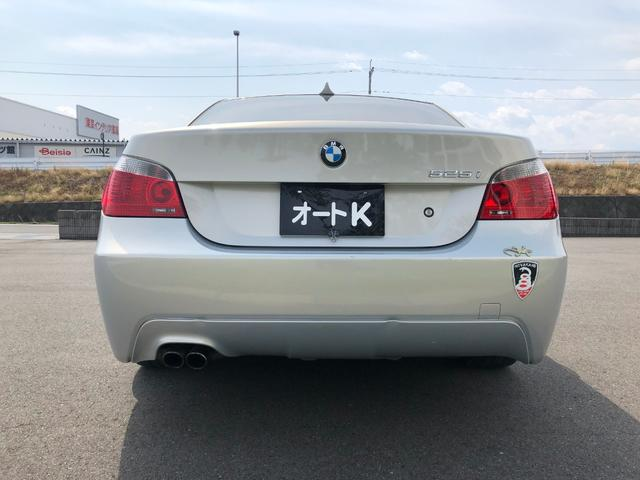 525i 25thアニバーサリーエディション限定車 革 SR(8枚目)