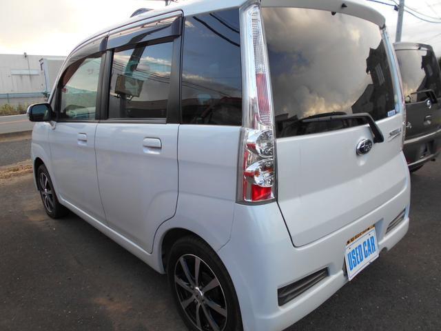 スバル ステラ カスタムR 4WD CVT キーレスエントリー 保証付き