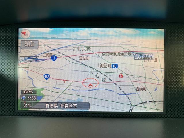 アブソルート 純正ナビ バックカメラ ETC キセノンライト(10枚目)