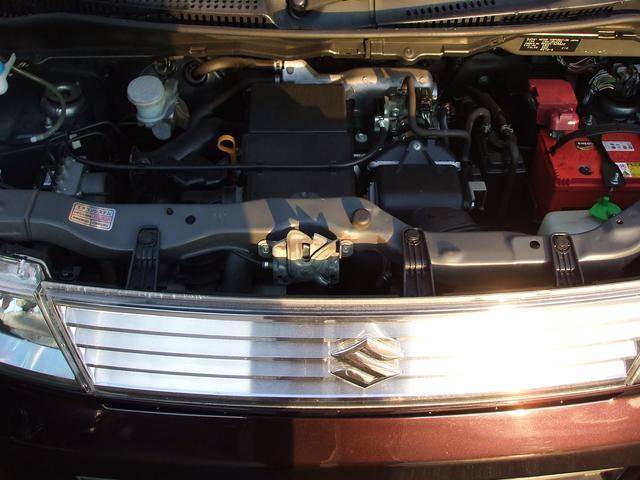 スズキ ワゴンR スティングレーT ターボ スマートキー HIDヘッドランプ