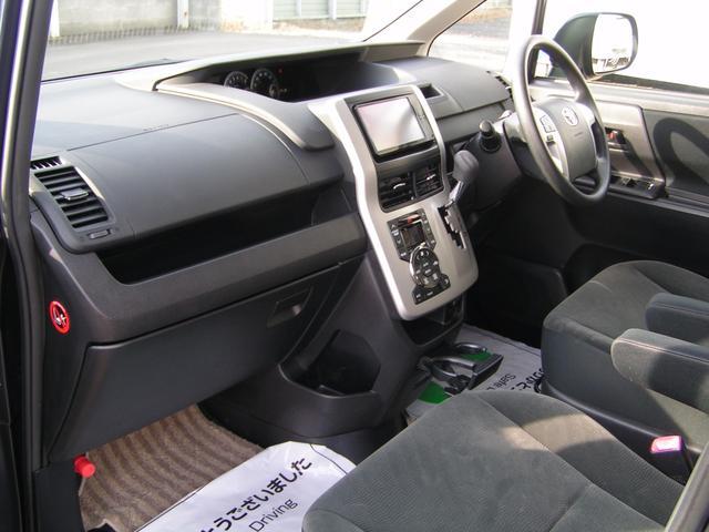 トヨタ ノア X Lセレクション 左Pスラ ETC フルセグTV HID