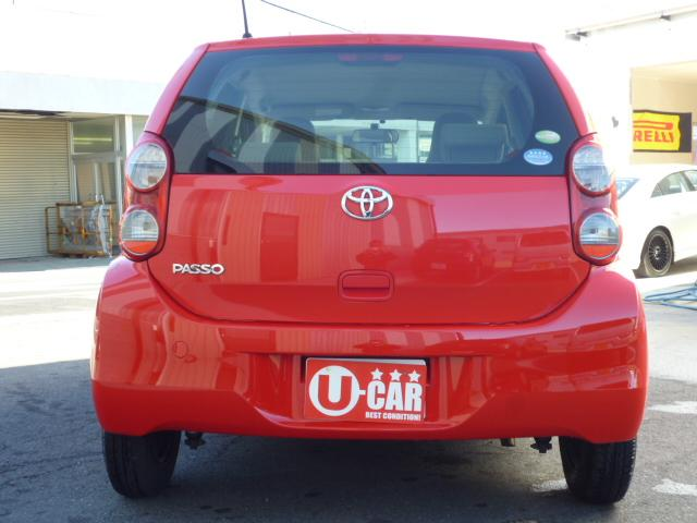 「トヨタ」「パッソ」「コンパクトカー」「群馬県」の中古車6