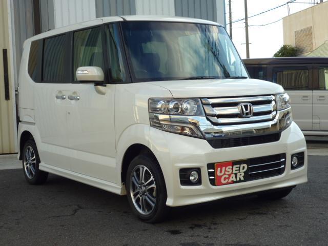 「ホンダ」「N-BOX」「コンパクトカー」「群馬県」の中古車3