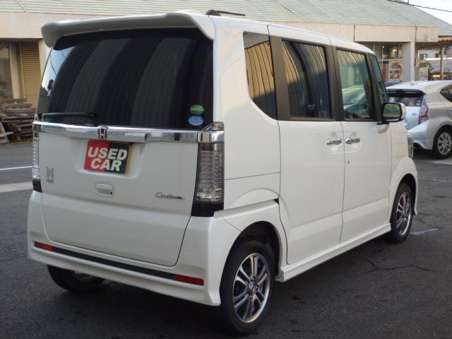 「ホンダ」「N-BOX」「コンパクトカー」「群馬県」の中古車5