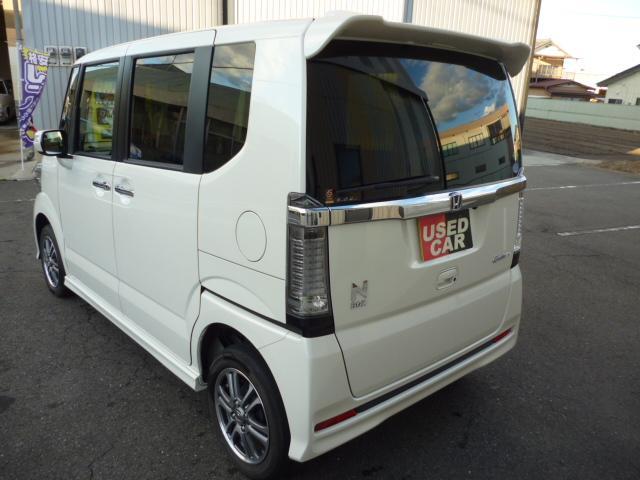 「ホンダ」「N-BOX」「コンパクトカー」「群馬県」の中古車7