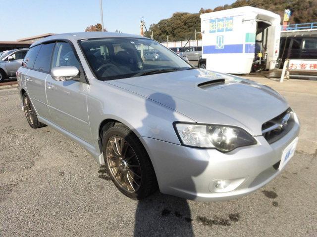 2.0GT ターボ 4WD MTモード付5AT 社外AW(6枚目)