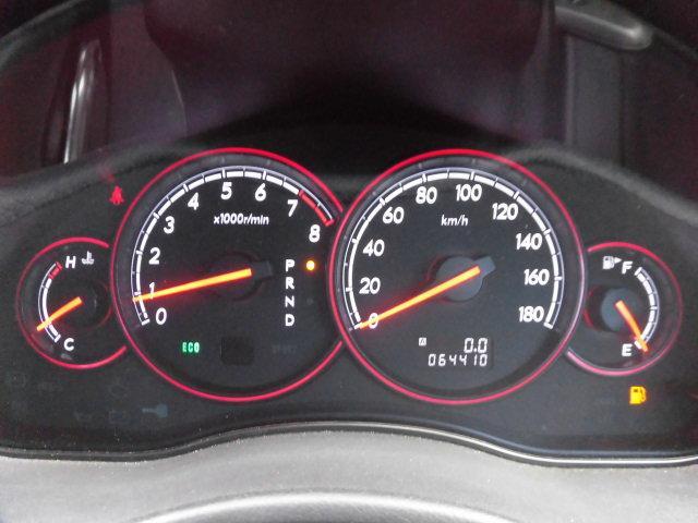 2.0GT ターボ 4WD MTモード付5AT 社外AW(16枚目)