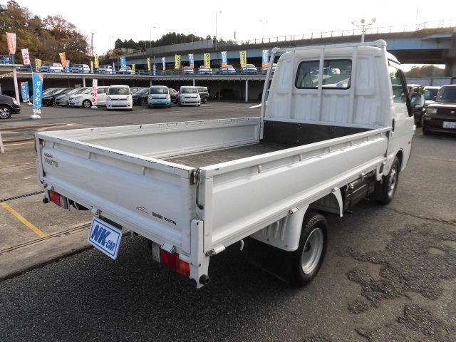 日産 バネットトラック ロングスーパーローDX  5MT車 最大積載量1000kg