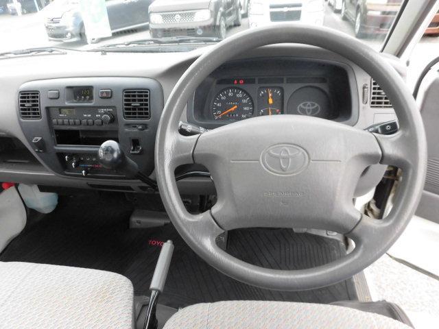 ロングSシングルジャストローDX  5MT車 ABS付(15枚目)