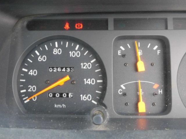 ロングSシングルジャストローDX  5MT車 ABS付(16枚目)