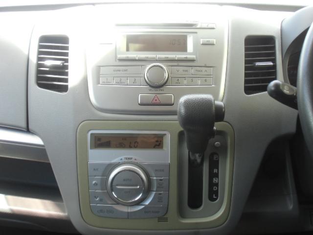 FXリミテッドII タイミングチェーン オートエアコン スマートキー エアロ 純正14アルミ ABS ベンチシート(10枚目)