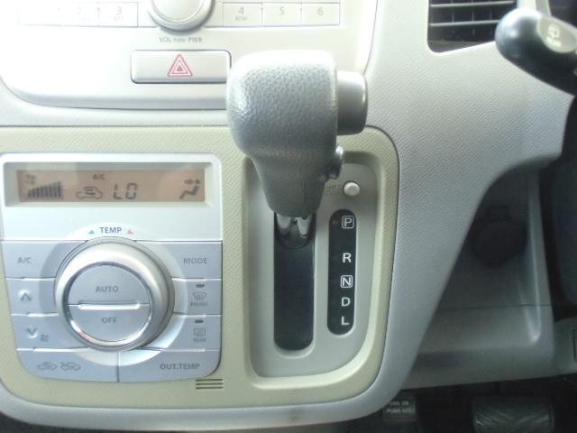 FXリミテッドII タイミングチェーン オートエアコン スマートキー エアロ 純正14アルミ ABS ベンチシート(11枚目)