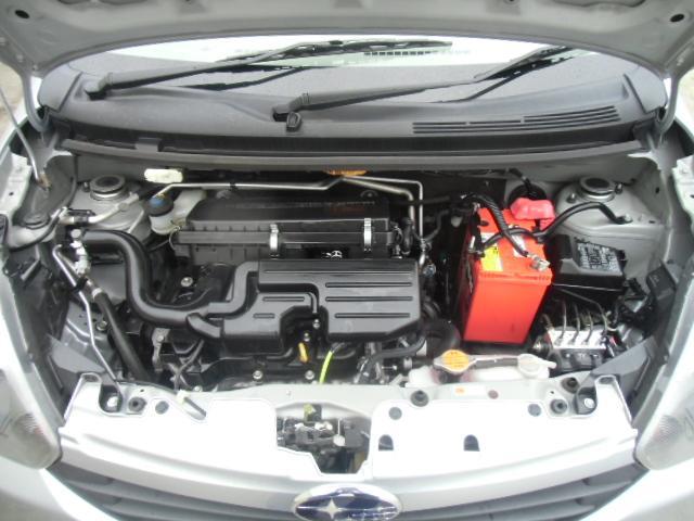 F 車検残R4年6月 アイドリングストップ キーレス AUX付CDデッキ ドアバイザー ABS(17枚目)