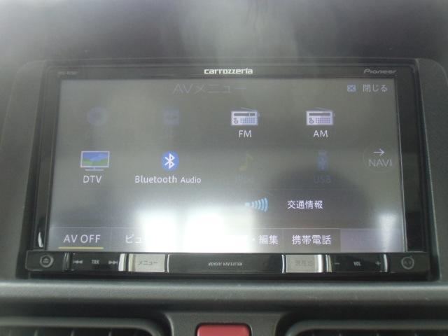ワンセグ/DVD再生/Bluetooth接続/CD/AMFMラジオ