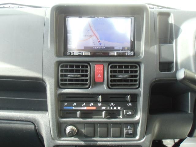 KCエアコン・パワステ 車検R4年2月 ABS装備 社外メモリーナビ ワンセグ ETC デュアルエアバッグ(10枚目)