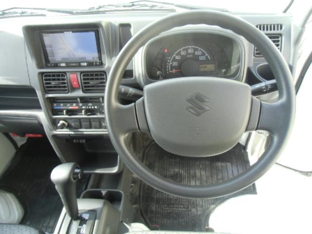KCエアコン・パワステ 車検R4年2月 ABS装備 社外メモリーナビ ワンセグ ETC デュアルエアバッグ(15枚目)