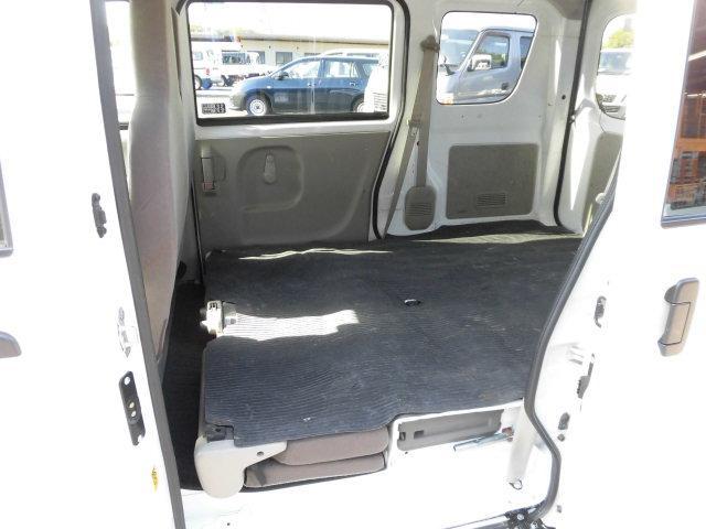 DX エマージェンシーブレーキパッケージ 4WD 衝突軽減ブレーキ AUX付ナビ Bluetoot接続 DVD再生 ETC キーレス レンタカーアップ車(22枚目)