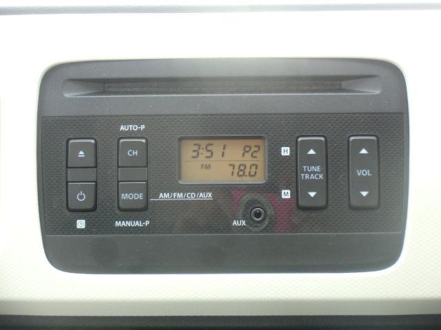 F MTモード付5AT キーレス AUX付CDデッキ スペアキー(10枚目)