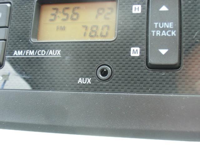 F MTモード付5AT キーレス AUX付CDデッキ スペアキー(22枚目)