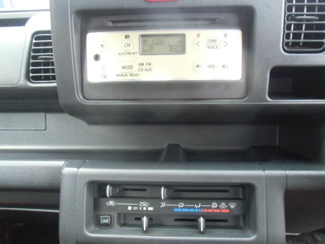 スタンダード55thアニバーサリゴールドエディション 5MT タイミングチェーン 荷台作業灯 AUX付CDデッキ(10枚目)