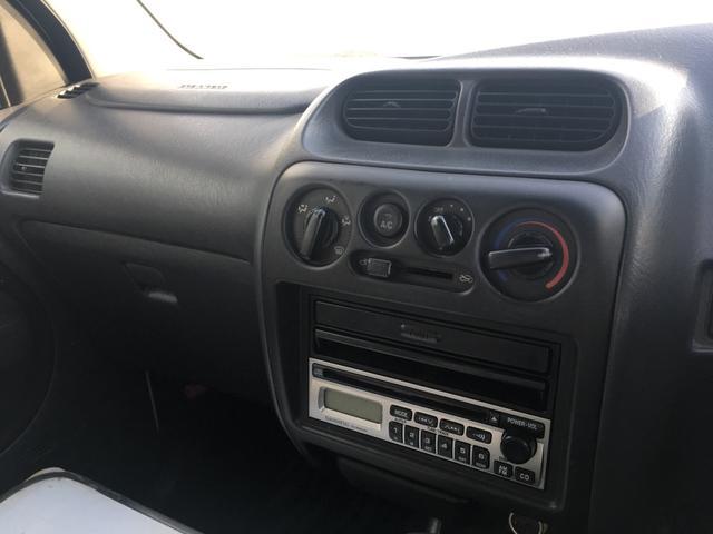ダイハツ テリオスキッド カスタム スターエディション 4WD 15インチアルミ CD