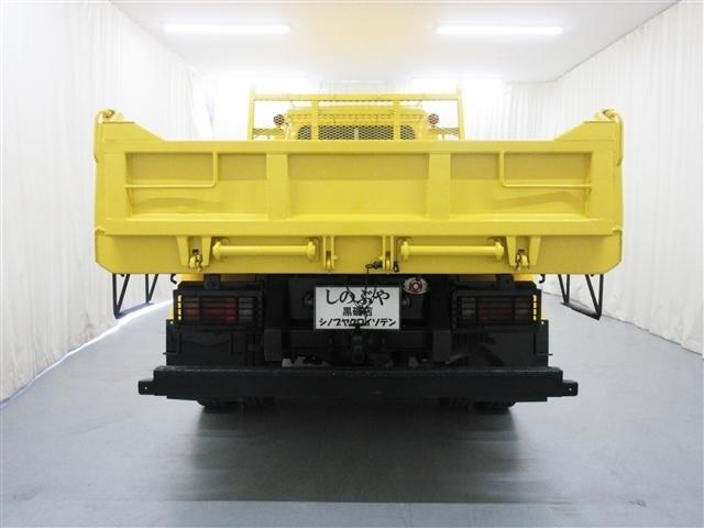 2tダブルキャブダンプ 道路維持作業車仕様 ウインチ 5MT(6枚目)