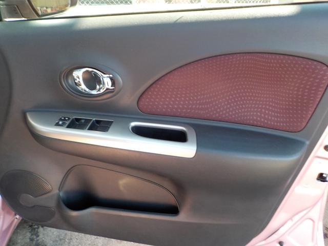 運転席ドア内張です。