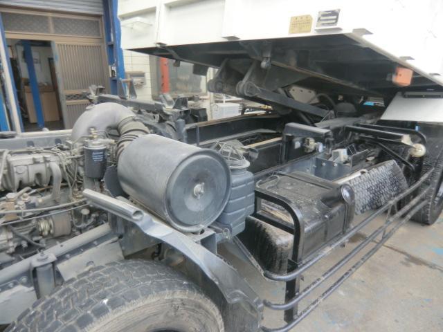 日産ディーゼル 日産ディーゼル ダンプ Lゲート 6600kg