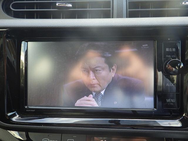 トヨタ アクア G ナビ/TV/Bモニ