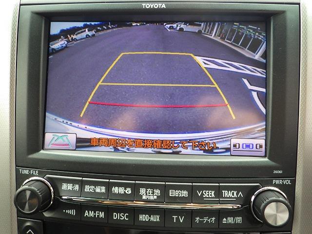 トヨタ アルファード 240S 純正ナビ/TV/ETC