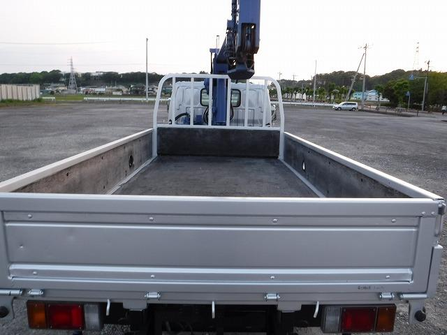 日野 デュトロ 3t 標準ロング 4段 ラジコン クレーン