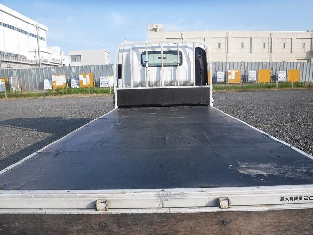 日産 アトラストラック 全低床 平ボディー 積載2tワイドロング 5t未満 ターボ