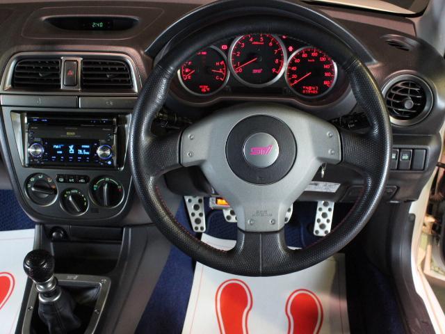 スバル インプレッサ WRX STi プロドラ17AW 6MT STiマフラー