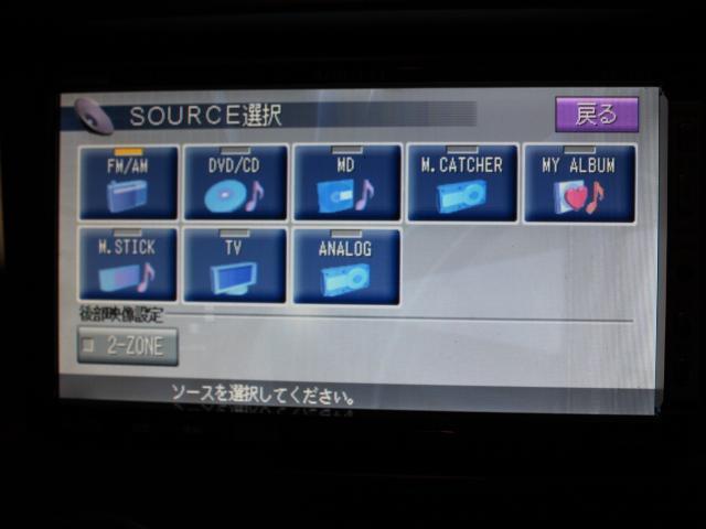 WRX ADDZEST HDDナビ 純正17AW HID(15枚目)