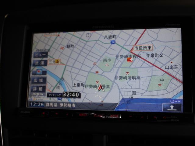WRX STI カロHDDナビ STiマフラー(14枚目)