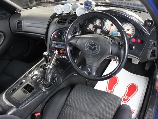 「マツダ」「RX-7」「クーペ」「群馬県」の中古車9