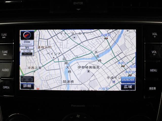 1.6GT アイサイト A型 パナソニックSDナビ フルセグ バックカメラ STIフロントリップスポイラー アイサイトVer.2 クルコン スマートキー 電動シート 社外17インチアルミ LEDヘッドライト ETC(14枚目)