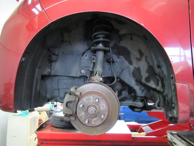 X SA ワンオーナー パナソニックSDナビ フルセグ アプティ製ドライブレコーダー スマートキー プッシュスタート ETC ユピテル製エンジンスターター(24枚目)