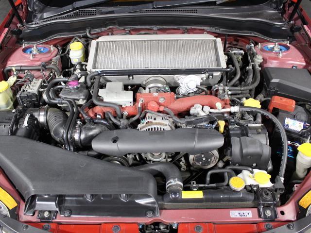 WRX STI Aライン B型 クスコ車高調 FGKマフラー ケンウッドメモリーナビ フルセグ ハイレゾ ETC D席レカロフルバケシート STIフロントリップスポイラー 社外18AW クルコン オートライト スマートキー(7枚目)