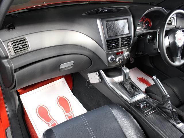 WRX STI Aライン B型 クスコ車高調 FGKマフラー ケンウッドメモリーナビ フルセグ ハイレゾ ETC D席レカロフルバケシート STIフロントリップスポイラー 社外18AW クルコン オートライト スマートキー(11枚目)